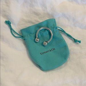 New Tiffany & Co. Key Ring